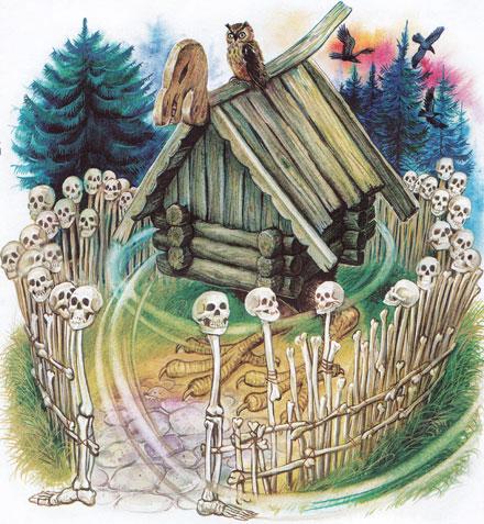 Сказки для детей 5 лет с иллюстрациями
