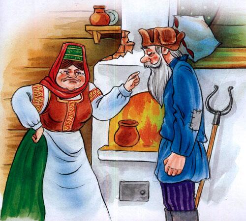 Сказки детям в новогоднюю ночь