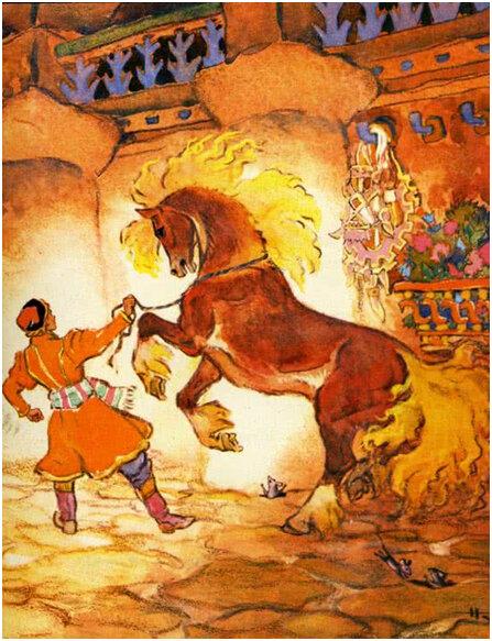 Интересные сказки для детей 10 лет