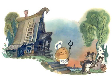 Сказки для малышей от 2 до 3 лет с иллюстрациями