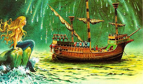 Сказки для детей 7 лет с иллюстрациями