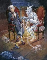 Чарльз Диккенс. Рождественская песнь в прозе