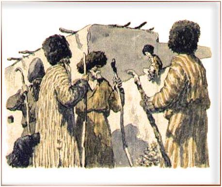 Туркменская сказка об Ярты-Гулоке