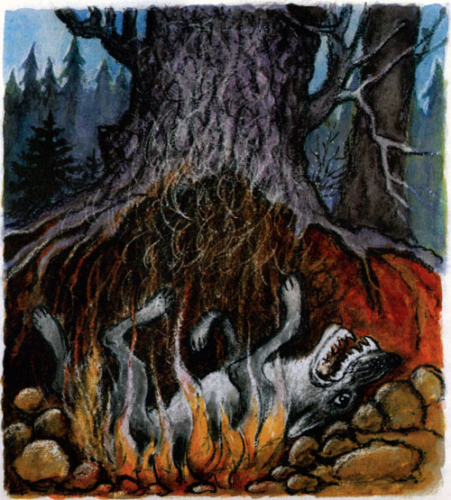 Мистические сказки братьев Гримм