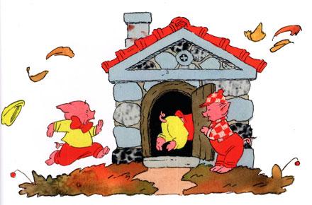 Английские сказки необремененные интеллектом для малышей