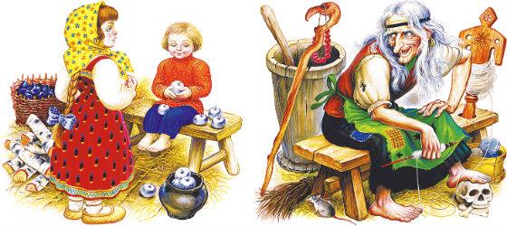 Русские народные сказки: самые лучшие сказки на ночь- восстановлена