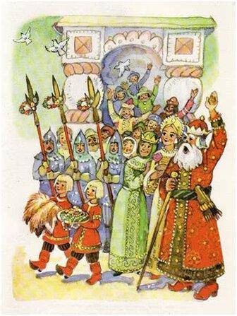 Сказки для детей 9 лет с иллюстрациями