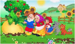 Сказки малышам от 6 месяцев до 2 лет