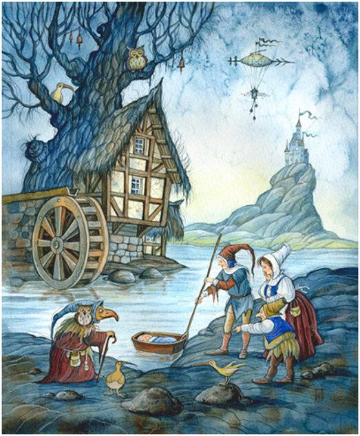 Интересные сказки и книги для подростков 12-14 лет