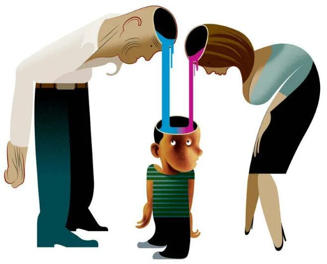 Детская психосоматика: язык тела