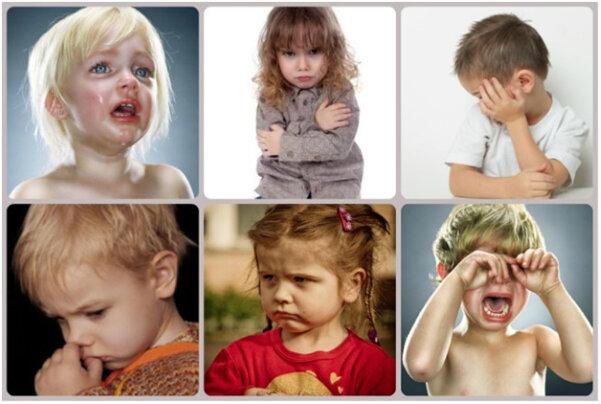 Развитие эмоциональной сферы: распознавать свои и чужие эмоции