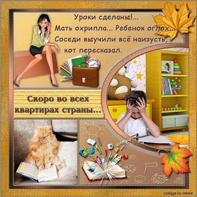 Сделать уроки с ребенком и остаться нормальным родителем