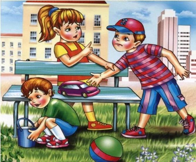 Детское воровство Причины Что делать