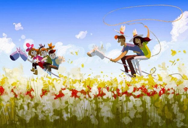 Мифы о воспитании и счастьи