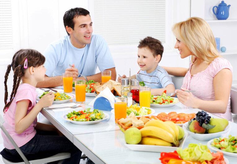 Культура питания детей