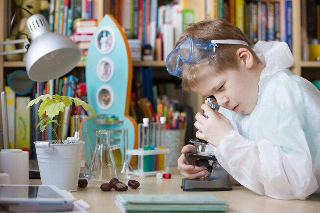 Распознаем и развиваем способности ребенка