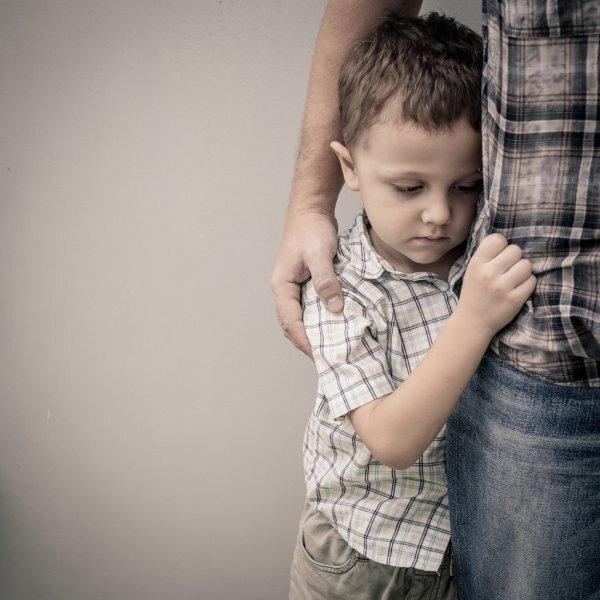 Застенчивый ребенок и пути преодоления
