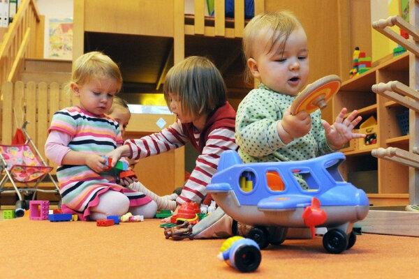 Тест готовности малыша к детскому садику