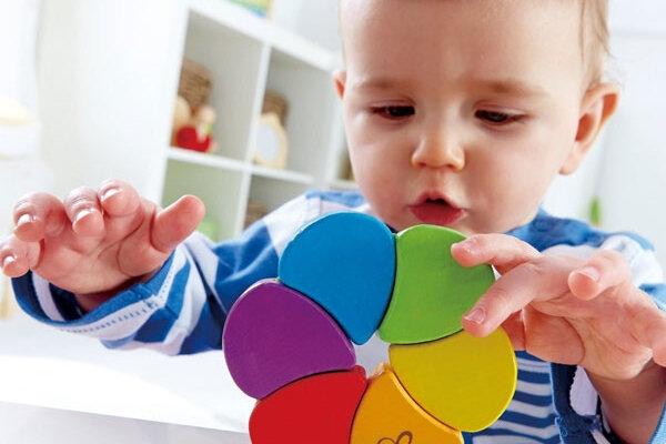 Учим цвета и оттенки с ребенком