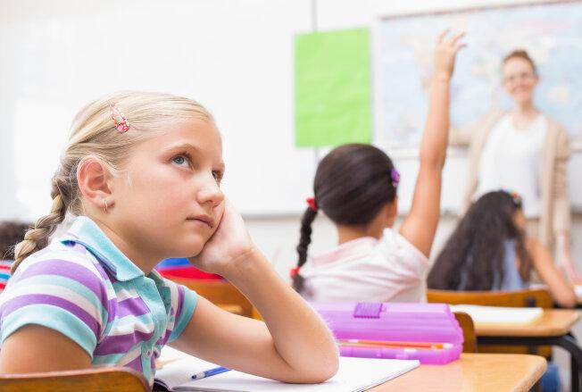 Анкета оценки уровня школьной мотивации (Н. Г. Лускановой)