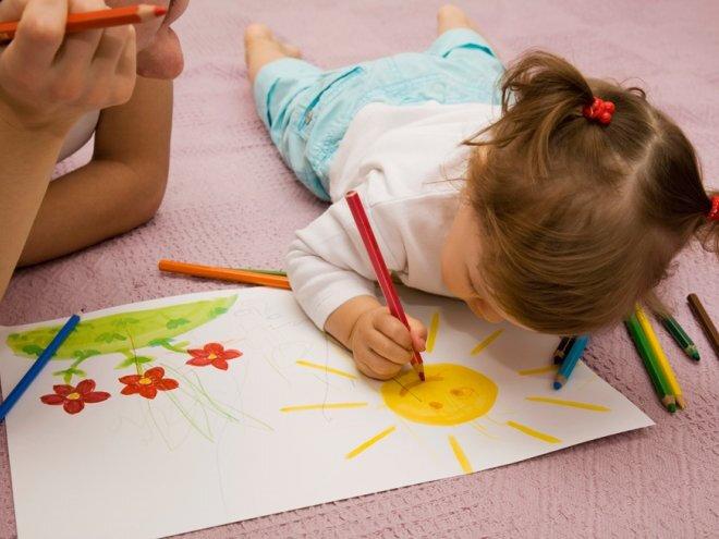 Развитие ребенка через рисование