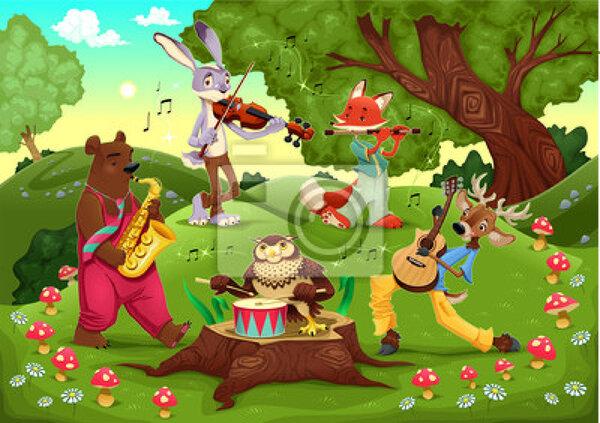 Музыкальные сказки