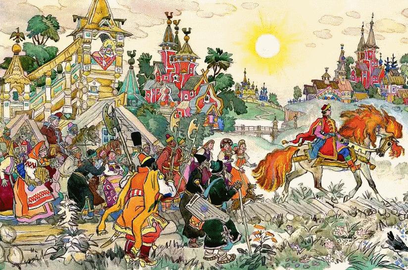 Духовный смысл русских сказок